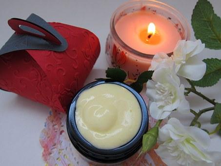 candle cream